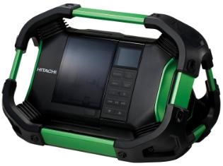 Hitachi UR18DSDL Byggepladsradio