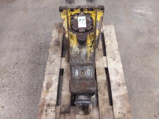 Atlas Copco SB450, Brugt hydraulikhammer